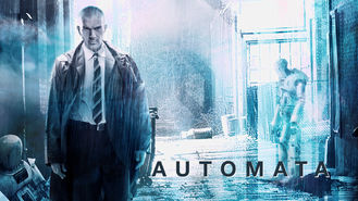 Netflix box art for Automata
