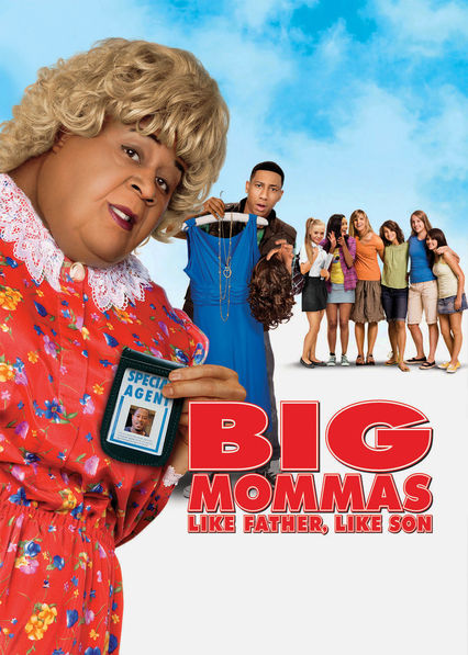 Big Mommas: Like Father, Like Son Netflix BR (Brazil)