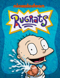 Rugrats: Season 9: They Came from the Backyard / Lil's Phil of Trash