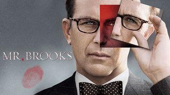 Netflix box art for Mr. Brooks