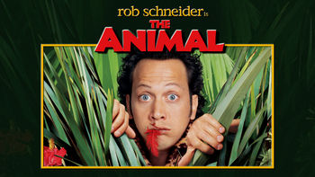 Netflix box art for The Animal