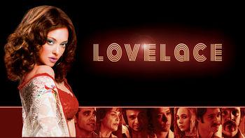Netflix box art for Lovelace