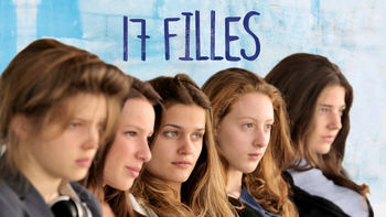 Netflix box art for 17 Girls
