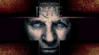 Netflix box art for The Rite