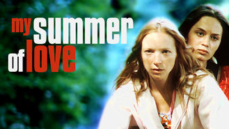 Netflix box art for My Summer of Love