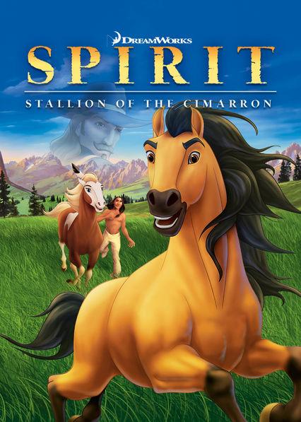 Spirit: Stallion of the Cimarron Netflix BR (Brazil)