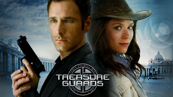 Netflix box art for Treasure Guards