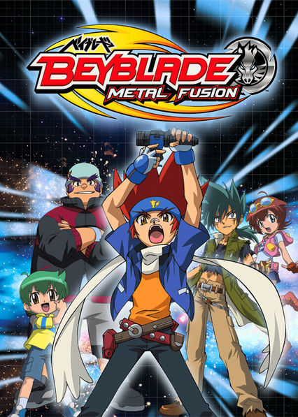 Beyblade - Metal Fusion Netflix IN (India)