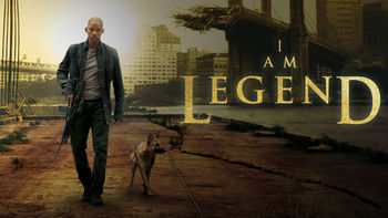 Netflix box art for I Am Legend