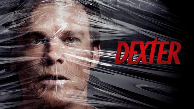 Netflix box art for Dexter - Season 8