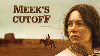 Netflix box art for Meek's Cutoff