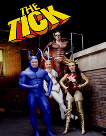The Tick: The Complete Series: Arthur Needs Space