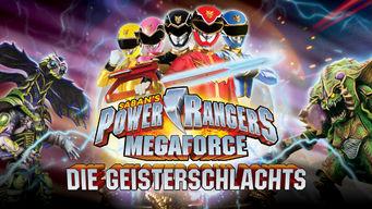Power Rangers Megaforce: Die Geisterschlacht