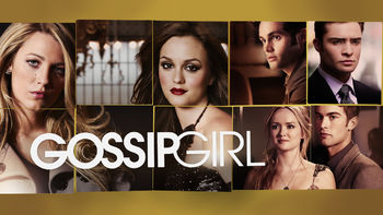 Netflix box art for Gossip Girl - Season 2