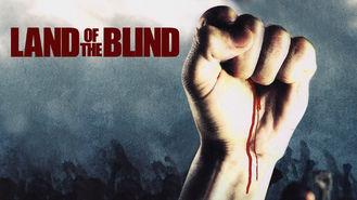 Netflix box art for Land of the Blind