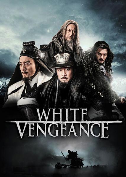 White Vengeance Netflix AR (Argentina)