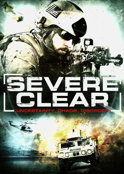 Severe Clear Netflix UK (United Kingdom)