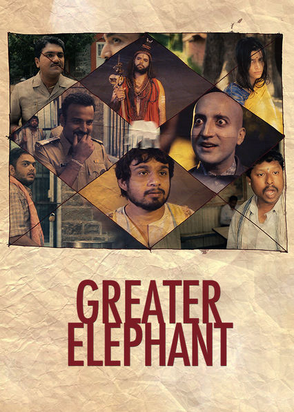 Greater Elephant Netflix IN (India)
