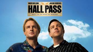 Netflix box art for Hall Pass