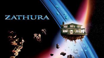 Netflix box art for Zathura
