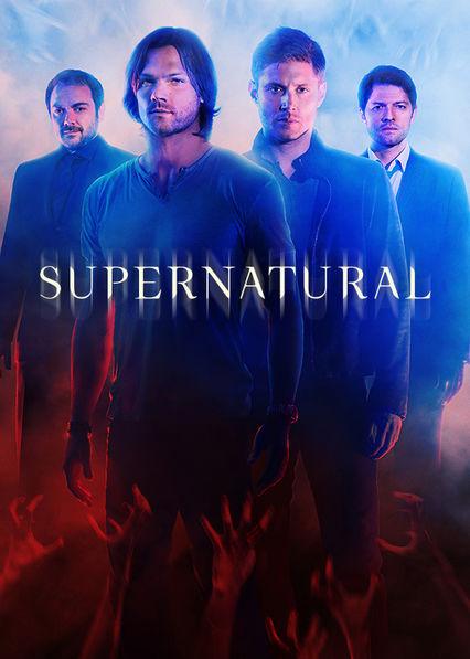 Supernatural Netflix AR (Argentina)