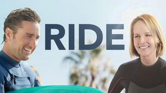 Netflix Box Art for Ride
