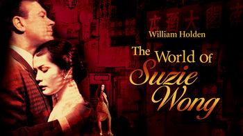 Netflix box art for The World of Suzie Wong