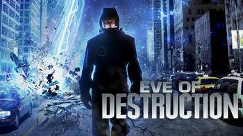 Netflix box art for Eve of Destruction - Season 1