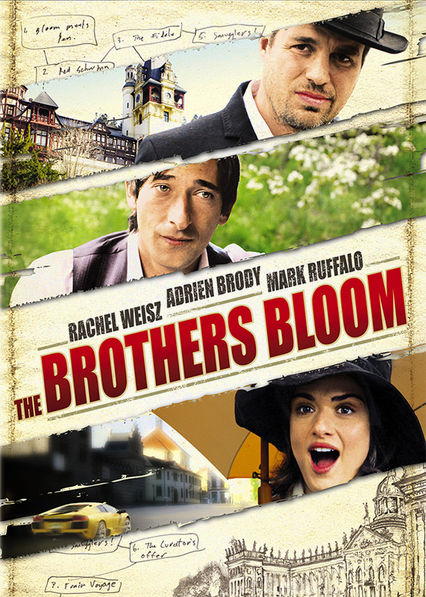 The Brothers Bloom Netflix BR (Brazil)