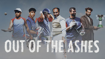 Netflix box art for Out Of The Ashes