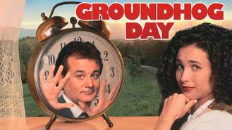 Netflix box art for Groundhog Day