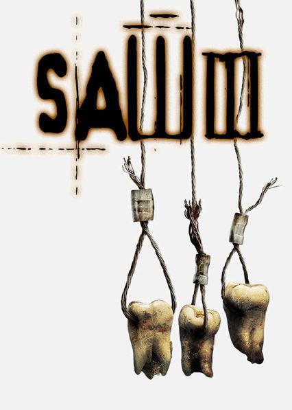 Saw III Netflix MX (Mexico)