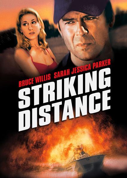 Striking Distance Netflix UK (United Kingdom)