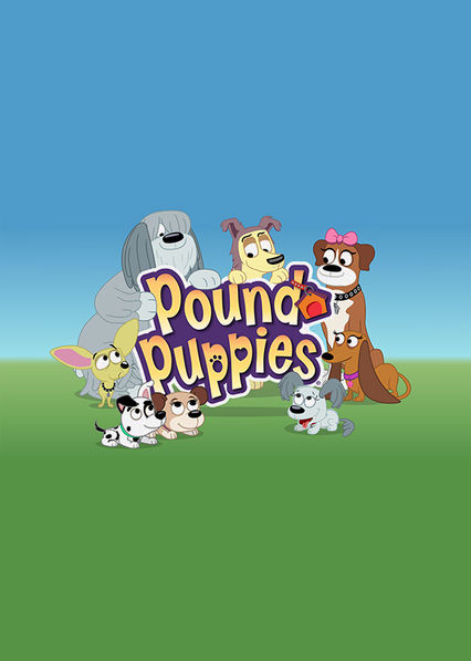 Pound Puppies Netflix ES (España)