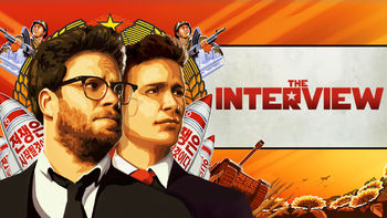 Netflix Box Art for Interview, The