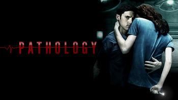 Netflix box art for Pathology