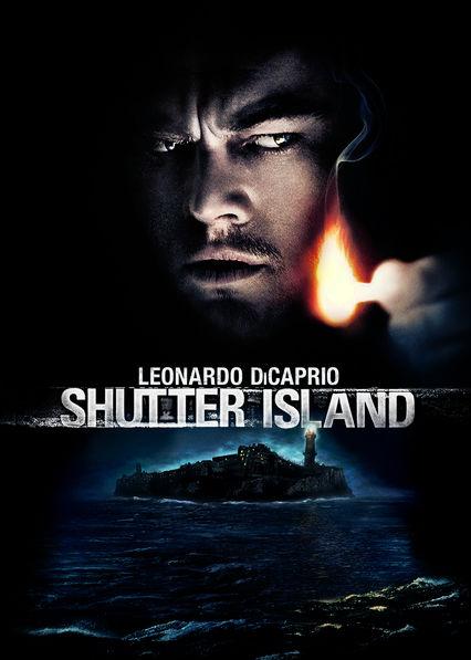 Shutter Island Netflix BR (Brazil)
