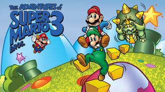 Netflix box art for The Adventures of Super Mario Bros. 3 - Season 1