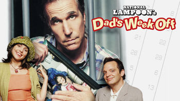 Netflix box art for National Lampoon's Dad's Week Off