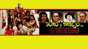 Netflix box art for Duro y Parejo en la Casita Del Pecado