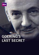 Goering's Last Secret