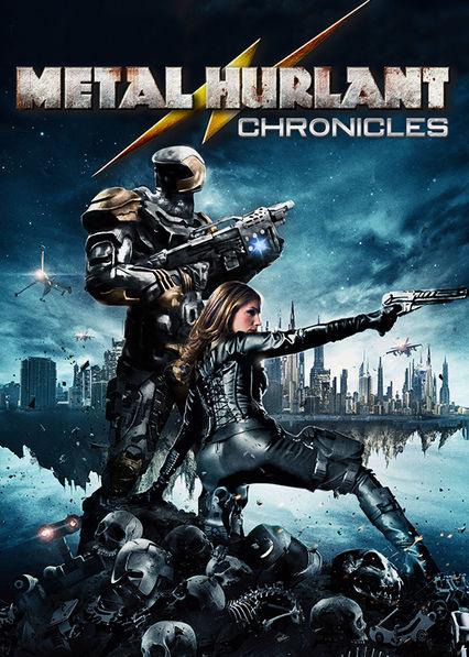 Metal Hurlant Chronicles Netflix AR (Argentina)