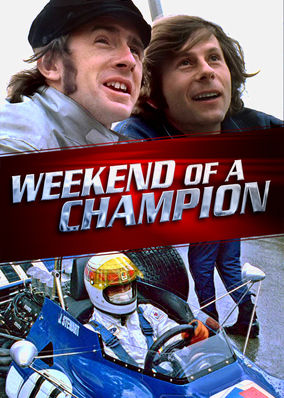 Netflix Box Art for Weekend of a Champion