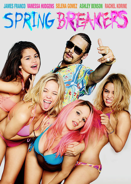 Spring Breakers Netflix KR (South Korea)