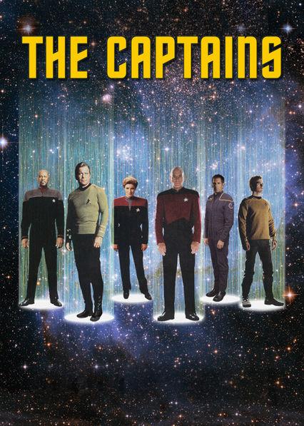 The Captains Netflix BR (Brazil)