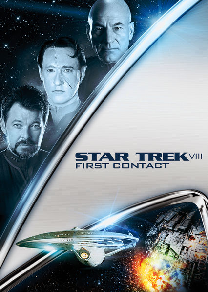 Star Trek: First Contact Netflix UK (United Kingdom)