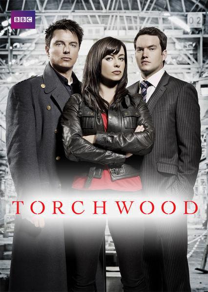 Torchwood Netflix AR (Argentina)