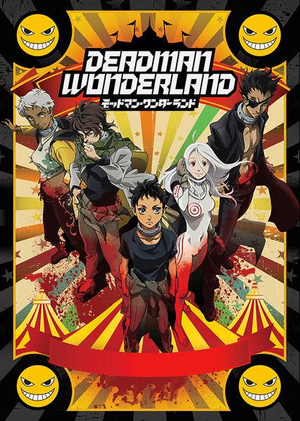 Deadman Wonderland Netflix AW (Aruba)