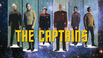 Netflix box art for The Captains