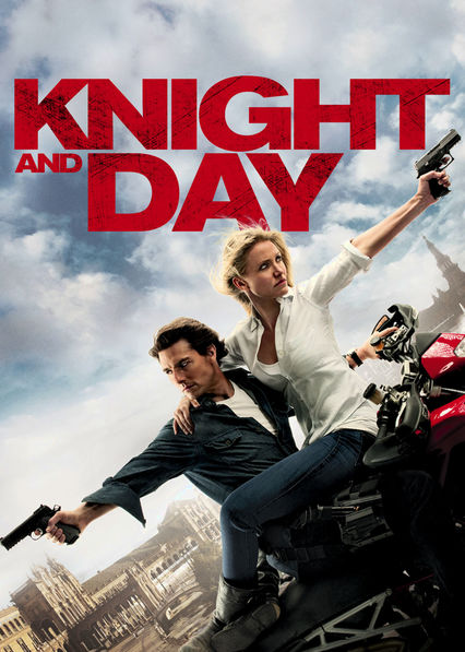 Knight and Day Netflix BR (Brazil)